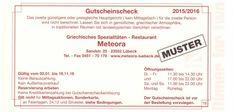 Griechisch essen gehen Lübeck Meteora
