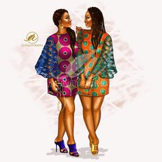60 Most Trending Ankara Short Gown Styles 2018 For Every Woman on Od9jastyles