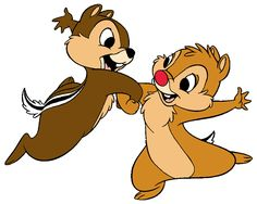 Disney Chip and Dale Images - Disney Clipart Galore