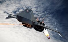 """MiG-31 Firefox - Fictional military aircraft from """"Firefox"""" Starring Clint Eastwood 1982"""
