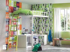 Pokój dziecka - zdjęcie od pieknetapety.pl