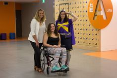 The Starlight Children's Foundation Australia celebrated the official opening of its brand new Starlight Express Room yesterday at the Lady Cilento Children's Hospital. Guests were able to see the facility in full use. http://www.westendmagazine.com/starlight-express-room-launch/