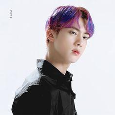 「 ARMY . ZIP 」 SCENE #2. EPILOGUE 20.4.23 ♡ BTS JK V JIMIN JHOPE SUGA JIN RM #bts #jk #v #jimin #jhope #suga #jin #rm ✧ Seokjin, Hoseok, Namjin, Selfies, Jin Gif, Bts Black And White, Worldwide Handsome, Pink Hair, Korean Singer