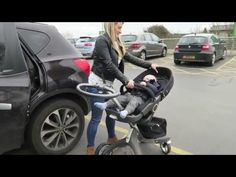 Stokke Xplory Review, how to use and features - YouTube