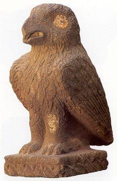 Eagle, Aztec Anthropomorphic Sculptures