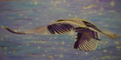 I painted this at an outreach with David Brennan Cordeau in Benson, NC and as I prepared for the meeting, I did not know very much about David, or his ministry. I was seeking God about what to. Prophetic Art, Bird Wings, Seeking God, Light Of Life, Old Testament, Knowing God, Worship, Spirituality, Healing