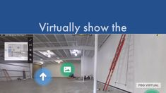 PbG Virtual Commercial Real Estate Virtual tour technology