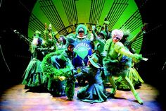 Fun Loving Moments at Wicked
