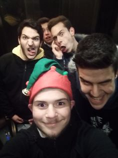 #xmas_mood with friends *_*