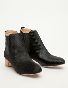 The perfect black ankle boots?