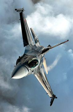 F- 16 raptor. Military Jets, Military Weapons, Military Aircraft, Aircraft Parts, Fighter Aircraft, Air Fighter, Fighter Jets, Photo Avion, F 16 Falcon