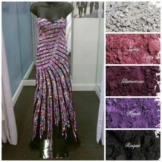 This year rock your prom dress with our amazing mineral eye pigments. With over 30 colors to choose from, you're sure to find that perfect pigment to wow the crowd! To check out or order our amazing Younique products visit, http://www.stunningmascara.com/. For makeup tips and upcoming specials be sure to like my Facebook page, http://www.facebook.com/3dlasheswithchrissynutter. #Younique #Makeup #Lashes #3DFiberLash #Mascara #Glorious #Primer #Facebook #Eyes #Lips #LipGloss