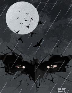 The Dark Knight - Aurora Tribute by silence17
