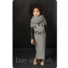 Joah Love Girls C'est Chic Ursula Maxi Dress **AVAILABLE FOR PREORDER**