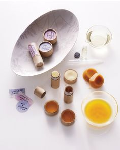 Lavender Lip Balm How-To