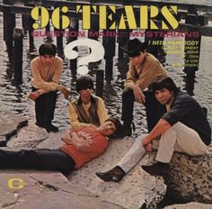 """""""96 Tears"""" (1966, Cameo) by ? (Question Mark) And The Mysterians.  Their first LP."""