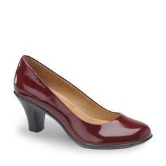 Amazon.com: SoftSpots Women's Pallas Pumps: Shoes