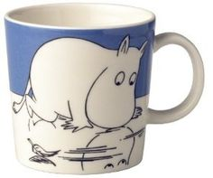 Children and adults alike fall in love with the sympathetic characters of Moomin Valley as created by the author Tove Jansson. The Arabia artist Tove Slotte has designed the delightful Moomin objects in keeping with the original drawings.