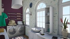 Roomstyler.com - The Laundry