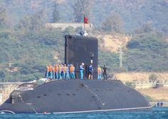 Vietnam's third Russian sub to arrive next month