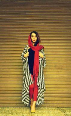 Tehran # street style # women fashion