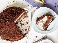 Die Modetorte mal ganz zahm: Veganer Maulwurfkuchen