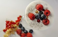 Letnia wariacja puddingu chia, rozsmakuj się i jedz na zdrowie!