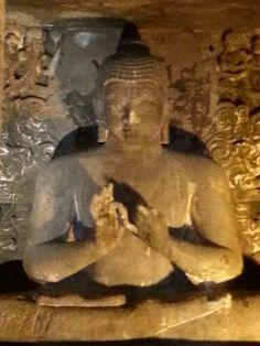 The Cave Temple of Ajanta (Maharashtra, India) p. 541