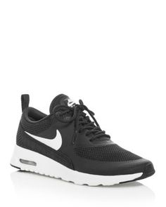 best sneakers 7fef7 3cc56 Nike Air Max Thea Joli Lace Up Sneakers Shoes - Sneakers - Athletic    Running - Bloomingdale s