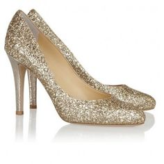 pictures of new jimmy choo shoes,  Jimmy Choo Vikki Glitter Finished Leather Pumps, photos and gallery preview