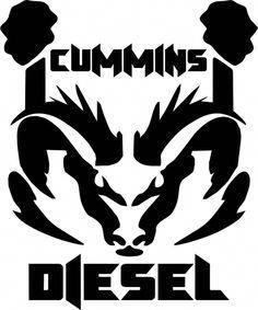 509 best diesel power images on pinterest in 2019 lifted trucks Turbo Diesel SUV cummins diesel ram dodge logo vinyl decal sticker 8bitthis dieseltrucks