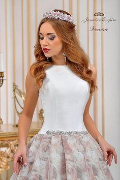 Suknie ślubne Kraków Jasmine, Empire, Dresses, Fashion, Vestidos, Moda, Fashion Styles, Dress, Fashion Illustrations