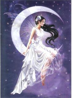Frost Moon Fantasy Gallery Art