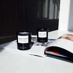 Удивительные ароматные свечи #SweetStop и #TeaTime от французского селективного бренда #Quintessence в коллаборации с Аленой Долецкой: в Петербурге эксклюзивно в #Cosmotheca в Au Pont Rouge! #cosmotheca #aupontrouge #alionadoletskaya