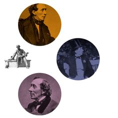 Lodlive — April 2, 1805. Hans Christian Andersen is born in Odense.