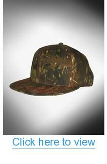 Camo Flatbill Hat #Camo #Flatbill #Hat