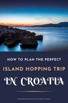 Travelling to a range of Croatian destinations, as part of an island-hopping adventure, IS possible cheaply; so check out this ultimate guide to enjoying the best of Croatias many islands for less! | #travel #croatia #croatiaislands