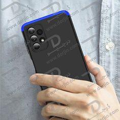 قاب محافظ 360 درجه GKK سامسونگ Galaxy A72 گارد محافظ 360 درجه سامسونگ گلکسی آ 72 مدل GKK قاب محافظ 360 درجه GKK سامسونگ Galaxy A72 استفاده مدوام از گوشی در محیط های مختلفت، گوشی را در معرض خطراتی نظیر ضربه، سقوط و انواع خراش و ساییدگی قرار میدهد. با پیشرفت گوشیهای هوشمند و افزایش قیمت در ماهای اخیر و نیاز به افزایش امنیت فیزیکی آنها، خرید قاب 360 درجه GKK میتواند یکی از بهترین گزینه های مناسب برای محافظت از گوشی سامسونگ آ 72 می باشد Samsung Galaxy A72 GKK 360 Full Protectio