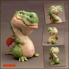 polymer clay sculpture - Google Search