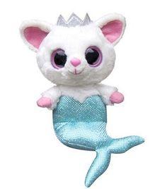 """Amazon.com: Yoohoo Blue Mermaid 5"""" by Aurora: Toys & Games"""