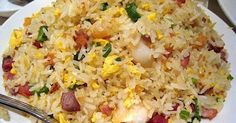 I am very happy I can finally try Fried Rice with my Thermomix! I found three very good recipes of this Chinese specialty and I am going to try them… Wrap Recipes, Rice Recipes, Asian Recipes, Dinner Recipes, Cooking Recipes, Thermomix Recipes Healthy, Risotto Recipes, Thermomix Fried Rice, Bellini Recipe