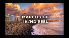 March 2018 Reel 4K/HD Royalty Free Footage Time Lapse Photography, Free Footage, 4k Hd, Royalty, March, Royals, Mars