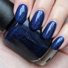Give Me Space by OPI is a medium, rich, sapphire blue at the heart. Description from swatchandlearn.com. I searched for this on bing.com/images