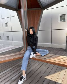Korean Girl Fashion, Blackpink Fashion, Korean Street Fashion, Ulzzang Fashion, Asian Fashion, Fashion Outfits, Kpop Outfits, Korean Outfits, Ulzzang Korean Girl
