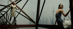 Editorial – Eugenio Recuenco | Shangai Tang | Shanghai