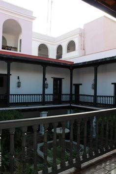 Casa de Angostura, Ciudad Bolívar, Venezuela