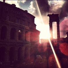 Roma (17) - Atardecer romano