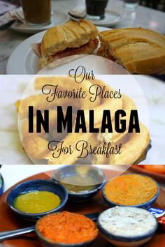 Breakfast in Malaga: What and where to eat!