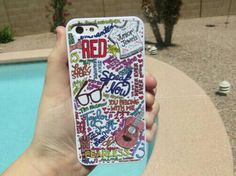 Taylor Swift iPhone Case . oh my goodness I must have it!!!!!!!!!!!!But first need a phone