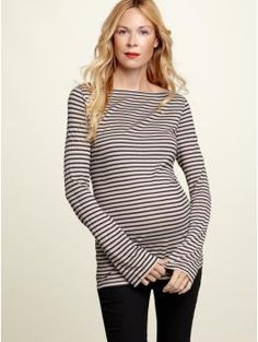 Gap - cute striped long sleeve.  H&M has good stuff too